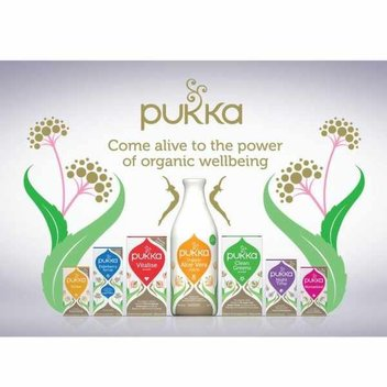 Win an herbal adventure Pukka Herbs