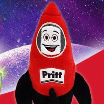 1,200 free Pritt Stick Soft Toys