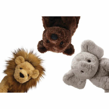 Cuddle up to some free Gund soft toys