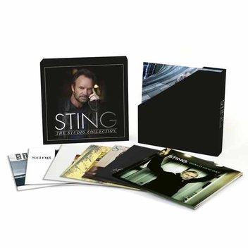 Win Sting's 'The Studio Collection' vinyl box set