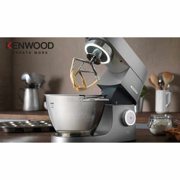 Win a Kenwood Titanium Chef mixer worth £649.99