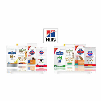 Get a £5 off voucher from Hill's Pet Food