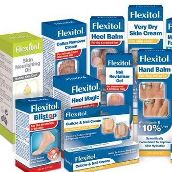 Claim free Flexitol products & a £500 Thomas Cook voucher