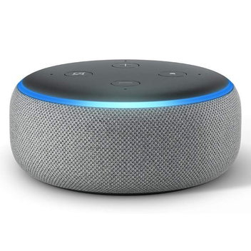 Get a free Echo Dot Speaker with Alexa