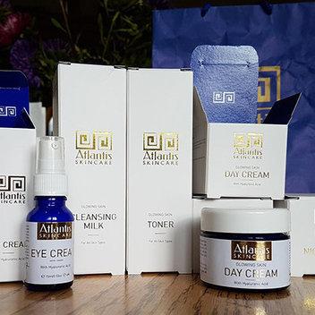 Get a free Atlantis Skincare bundle