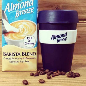 100 free Almond Breeze reusable coffee cups