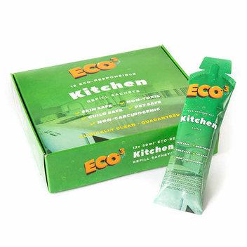 500 free Eco.3 refill sachets