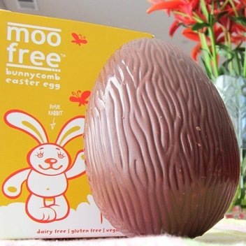 Win range of Moo Free Chocolates' vegan Easter eggs