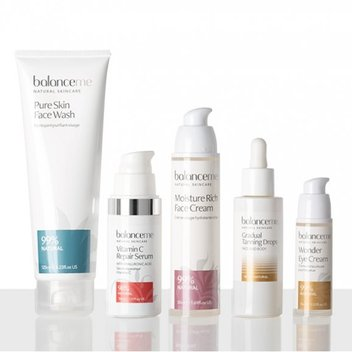 Redeem a Bespoke skincare & body care hamper