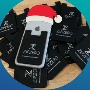 Free ZipZero Card Holder