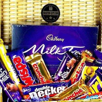 Win a Cadbury's Hamper Box