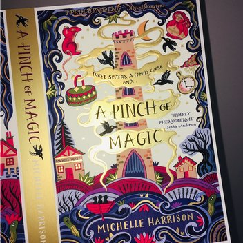Win 1 of 10 copies of A Pinch of Magic