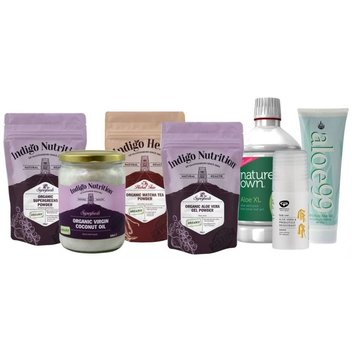 Win a Summertime Serenity Hamper from Indigo Herbs