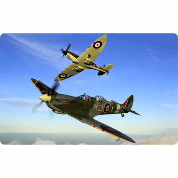Win a Spitfire plane adventure and a VIP holiday