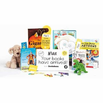 Free Kids Book Box