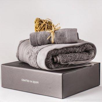 Free Egyptian Cotton Towel Set