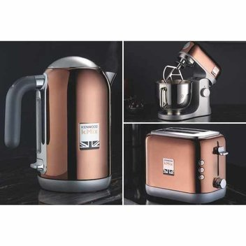 Win a Kenwood Rose Gold kMix Collection