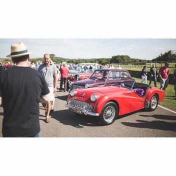 Free Good Wood Motoring Show for car enthusiasts