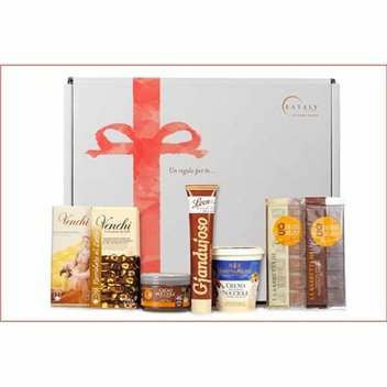 Indulge with an Eataly Chocolate Lover's hamper