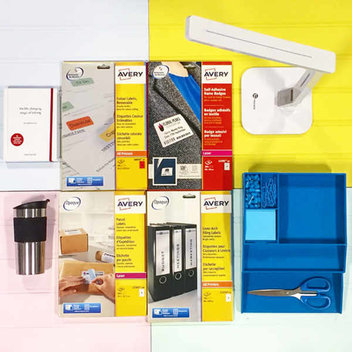 Win an organisation bundle from Avery