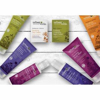 Grab free Urban Veda Skincare prizes