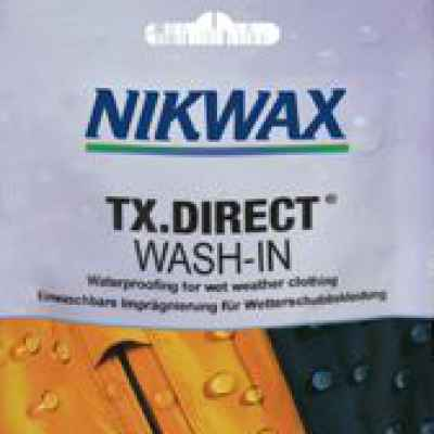Free waterproofer from Nikwax
