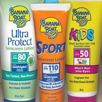 20 Banana Boat Suncare hampers to be claimed