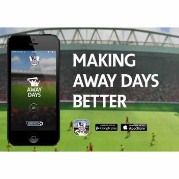 Freebies from Premier League Away Days App