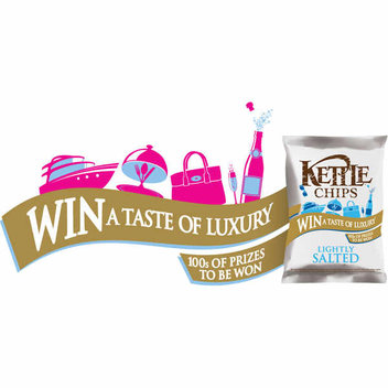 Win a Taste of Luxury with KETTLE® Chips