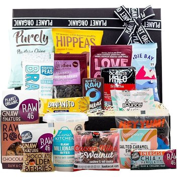 Take home a free Vegan Snack Attack box