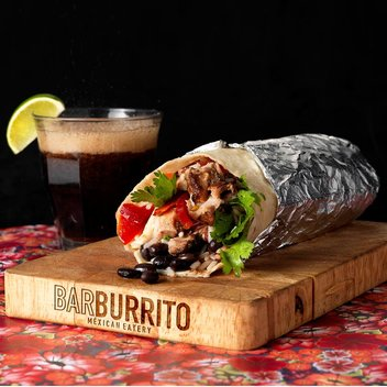 Free Birthday Burrito from Barburrito
