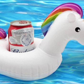 Free Unicorn Drinks Holder