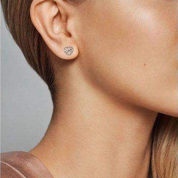 Win a pair of Pandora Silver Earrings