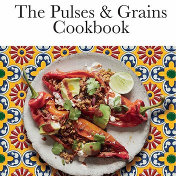 Claim a free Pulses & Grains Cookbook
