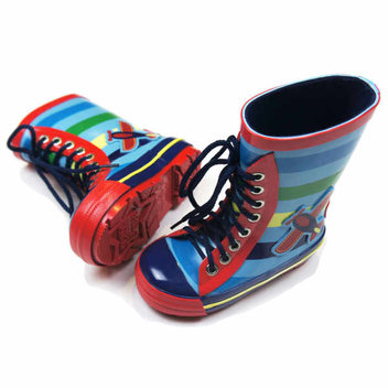 Win delightful Blade & Rose Wellington boots