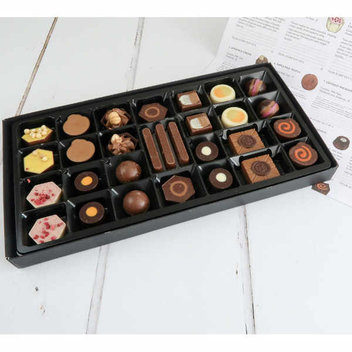 Taste a new chocolate experience with a free box of Hotel Chocolat chocolates
