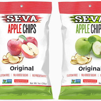 Try SEVA Apple Chips for free