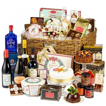 Win a Bettys Christmas hamper worth £500