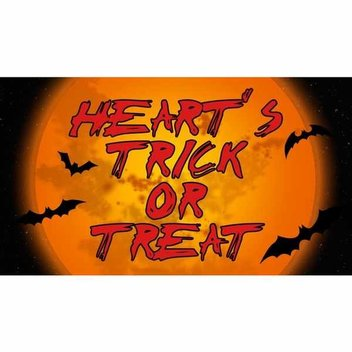 Play Heart's Trick Or Treat To Win Spooktacular Prizes