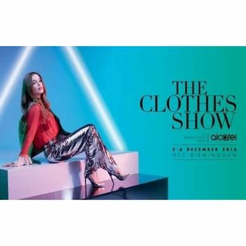 Win tickets to The Clothes Show and £380 worth of goodies from Celebrity Rocks