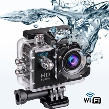 Win an Adventure Pro HD 1080p Action Sports Cam