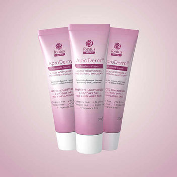 Request a free AproDerm sample