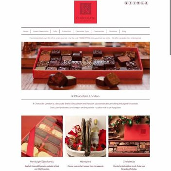 Win the Ultimate Chocolate Advent Calendar from R Chocolate London