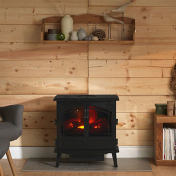 Win a Fortrose Opti-myst Electric Stove