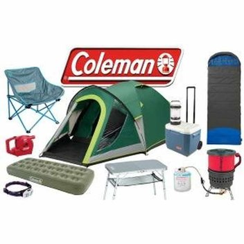 Win a bundle of camping goodies worth over £700 with Coleman