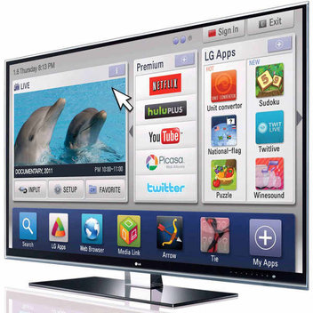 Win a Smart TV Worth £1,500 from BBC Shop