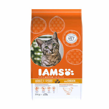 10,000 free IAMS Cat Food samples