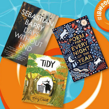 Pick out a free shortlisted book bundle