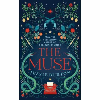 Win a copy of The Muse and a £150 Barrafina voucher