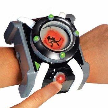 Get your child a free Ben 10 Deluxe Omnitrix Watch